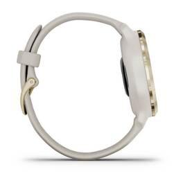 Смарт-часы Garmin Venu 2S, Wi-Fi, GPS, песочные, золото, с силиконовым ремешком (010-02429-11) #3