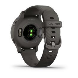 Смарт-часы Garmin Venu 2S, Wi-Fi, GPS, серые с силиконовым ремешком (010-02429-10) #5