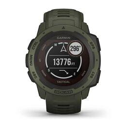 Защищенные GPS-часы Garmin Instinct Tactical, Solar, цвет Moss (010-02293-04) #4