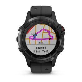 garmin fenix 5 plus sapphire russia часы с gps черные с черным ремешком. Артикул: 010-01988-15