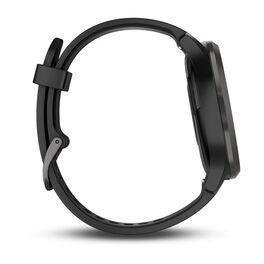 Часы с трекером активности Garmin VivoMove HR Sport, черные, пульсометр, р-р L (010-01850-21) #3