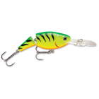 Воблер rapala jointed shad rap суспендер 1,2-1,8м, 4см 5гр ft. Артикул: JSR04-FT