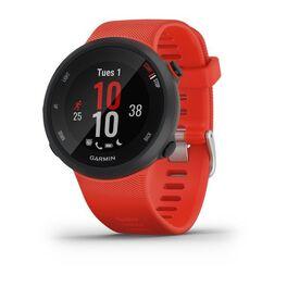 Спортивные часы garmin forerunner 45 gps, red, большой размер. Артикул: 010-02156-16