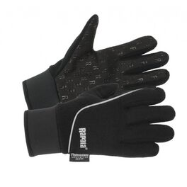 Перчатки rapala stretch grip, размер xl, черные. Артикул: RSG-XL