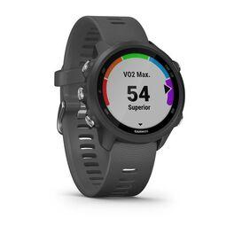 Спортивные часы garmin forerunner 245 gps, black/slate. Артикул: 010-02120-10
