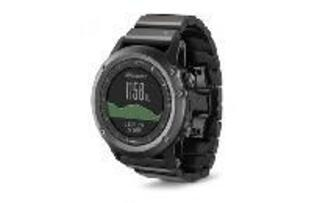 GarminFenix 3 sapphireHRM — «умные часы» для поклонников спорта