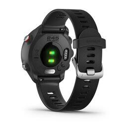 Спортивные часы Garmin Forerunner 245 Music, GPS, Wi-Fi, Black/Red (010-02120-30) #2