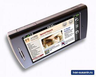 Nuvifone - GPS телефон от Garmin