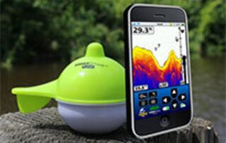 Эхолот Vexilar Sonar Phone SP100