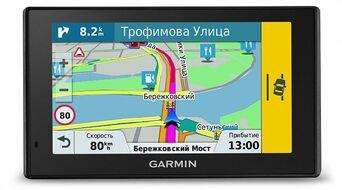 Навигатор Garmin DriveAssist 51 RUS LMT (010-01682-46)