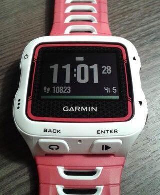 Мультиспортивные часы Garmin Forerunner 920XT