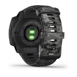 Защищенные GPS-часы Garmin Instinct Solar, цвет Graphite Camo (010-02293-05) #5