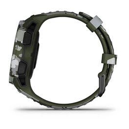 Защищенные GPS-часы Garmin Instinct Solar, цвет Lichen Camo (010-02293-06) #9