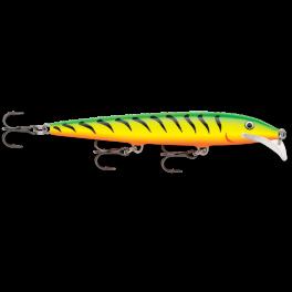 Воблер rapala scatter rap minnow плавающий 1,8-2,7м, 11см, 6гр ft. Артикул: SCRM11-FT