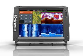 Эхолот-картплоттер Lowrance Elite-12Ti TotalScan transducer (000-13718-001)