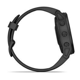Мультиспортивные часы Garmin Fenix 6S PRO с GPS, черные с черным ремешком (010-02159-14) #4