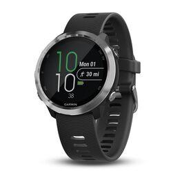 Спортивные часы garmin forerunner 645 с черным ремешком. Артикул: 010-01863-10