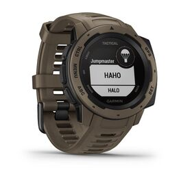 Защищенные GPS-часы Garmin Instinct Tactical, цвет Coyote Tan (010-02064-71) #2