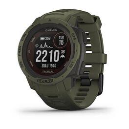 Защищенные gps-часы garmin instinct tactical, solar, цвет moss. Артикул: 010-02293-04