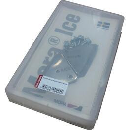 Сменные ножи MORA ICE для ручного ледобура Nova System 110 мм. скоростные (с болтами для крепления)  (21054) #1