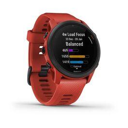 Спортивные часы Garmin Forerunner 745 Flame Red (010-02445-12) #1