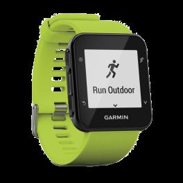 Спортивные часы garmin forerunner 35 светло-зеленые. Артикул: 010-01689-11