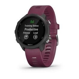 Спортивные часы garmin forerunner 245 gps, black/merlot. Артикул: 010-02120-11