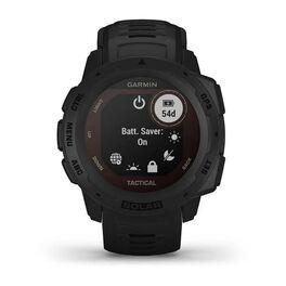 Защищенные GPS-часы Garmin Instinct Tactical, Solar, цвет Black (010-02293-03) #5