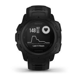 Защищенные GPS-часы Garmin Instinct Tactical, цвет Black (010-02064-70) #6