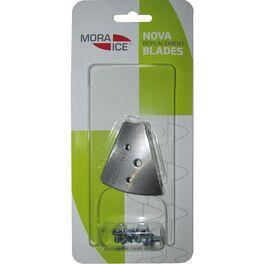 Сменные ножи mora ice для ручного ледобура nova system 110 мм. (с болтами для крепления) . Артикул: 20947