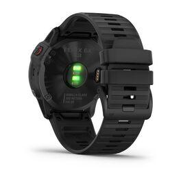 Мультиспортивные часы Garmin Fenix 6X PRO с GPS, черные с черным ремешком (010-02157-01) #8