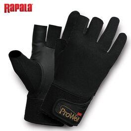 Перчатки rapala prowear titanium, размер m. Артикул: 24403-1-M