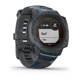 Защищенные GPS-часы Garmin Instinct Surf, Solar, цвет Pipeline (010-02293-07) #1