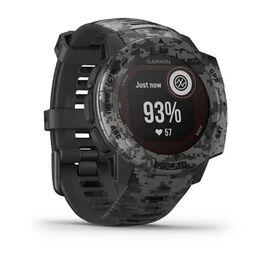 Защищенные GPS-часы Garmin Instinct Solar, цвет Graphite Camo (010-02293-05) #2
