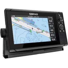 Эхолот-картплоттер SIMRAD Cruise-9, ROW Base Chart, 83/200 XDCR (000-15000-001) #2