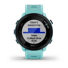 Спортивные часы Garmin Forerunner 55 GPS, Aqua (010-02562-12) #4