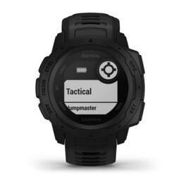 Защищенные GPS-часы Garmin Instinct Tactical, цвет Black (010-02064-70) #5