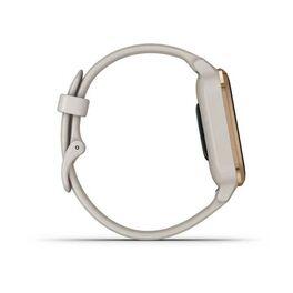 Смарт-часы Garmin Venu Sq NFC Music с золотистым безелем и песочным ремешком (010-02426-11) #3
