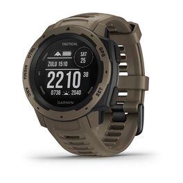 Защищенные gps-часы garmin instinct tactical, цвет coyote tan. Артикул: 010-02064-71