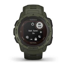 Защищенные GPS-часы Garmin Instinct Tactical, Solar, цвет Moss (010-02293-04) #5
