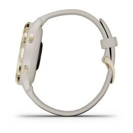 Смарт-часы Garmin Venu 2S, Wi-Fi, GPS, песочные, золото, с силиконовым ремешком (010-02429-11) #6
