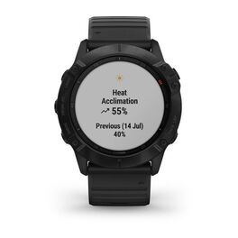 Мультиспортивные часы Garmin Fenix 6X PRO с GPS, черные с черным ремешком (010-02157-01) #7