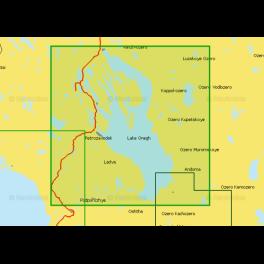 Карта navionics 5g634s2 Онежское озеро (5g634s2). Артикул: 5G634S2