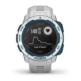 Защищенные GPS-часы Garmin Instinct Surf, Solar, цвет Cloudbreak (010-02293-08) #4