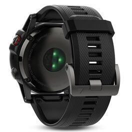 Мультиспортивные часы Garmin Fenix 5X Sapphire с GPS, серые с черным ремешком (010-01733-01) #2