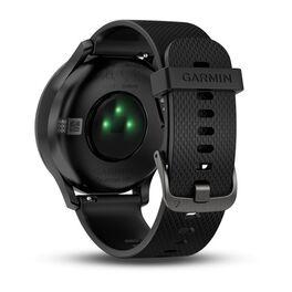 Часы с трекером активности Garmin VivoMove HR Sport, черные, пульсометр, р-р L (010-01850-21) #2
