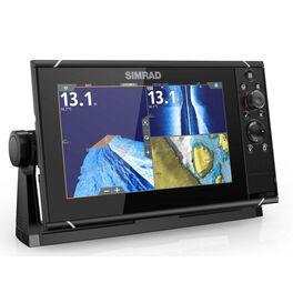 Дисплей simrad nss9 evo3s с базовой картой мира (датчики приобретаются отдельно). Артикул: 000-15405-001