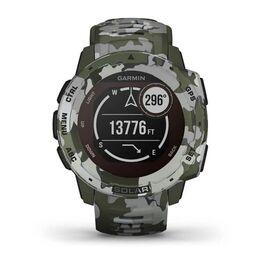 Защищенные GPS-часы Garmin Instinct Solar, цвет Lichen Camo (010-02293-06) #3