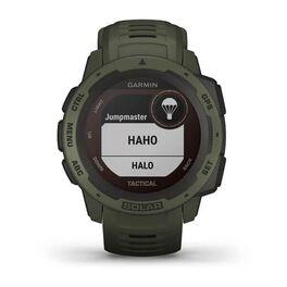 Защищенные GPS-часы Garmin Instinct Tactical, Solar, цвет Moss (010-02293-04) #2