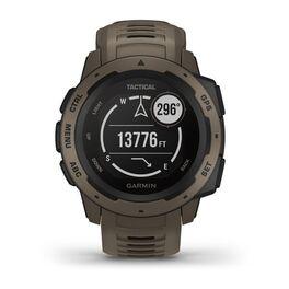 Защищенные GPS-часы Garmin Instinct Tactical, цвет Coyote Tan (010-02064-71) #7